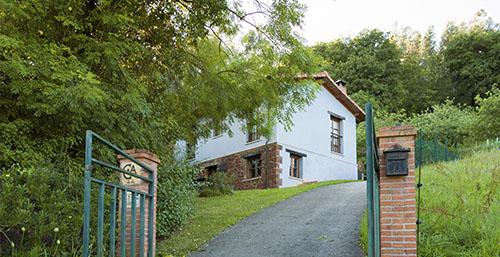 la pumarada, casa rural