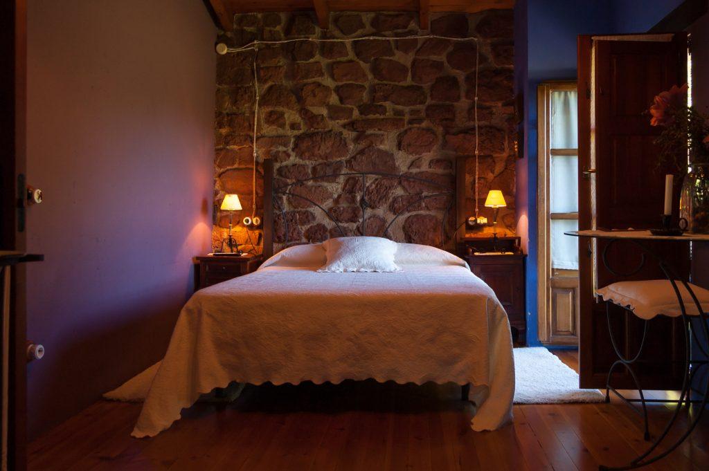 vista de cama, habitación principal