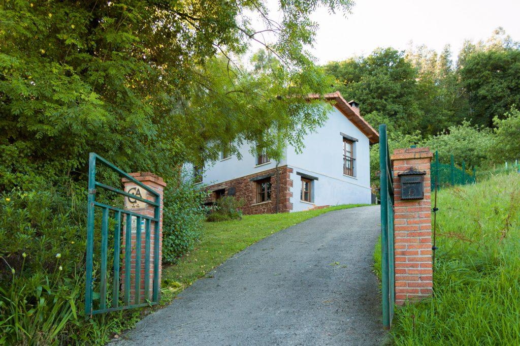 casa rural la pumarada, villaviciosa